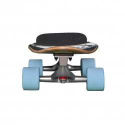 Surfskate Surf/Silver/Blue